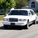 Image of one of our limos.